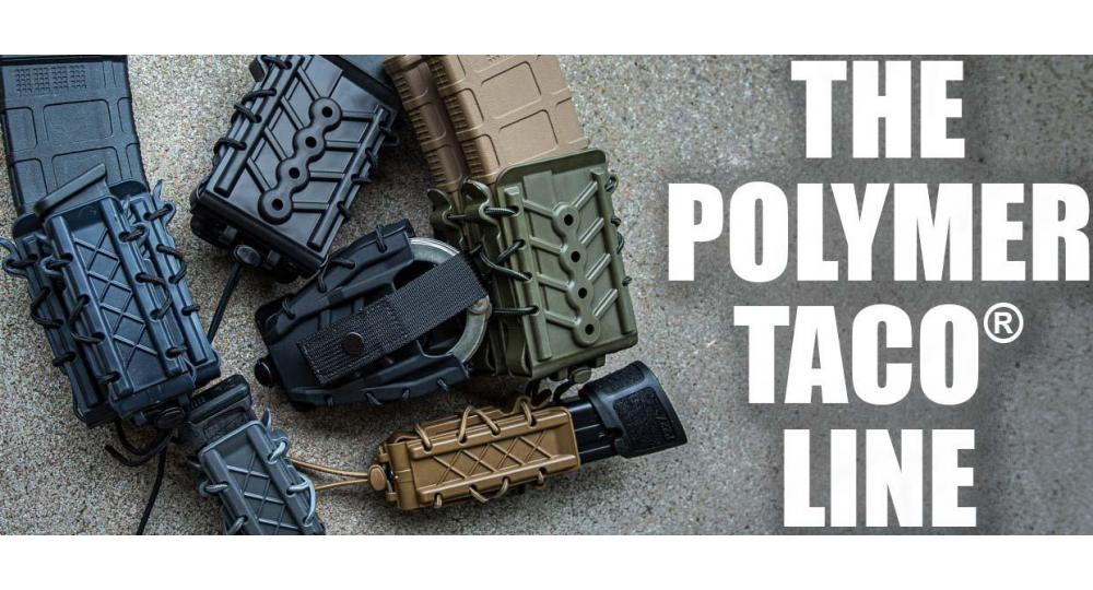 High Speed Gear® and Comp-Tac® release Polymer Handcuff TACO®