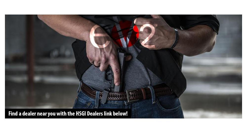 NEW! The eV2™ Holster