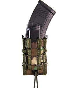 Double Decker® TACO®-woodland camo-MOLLE