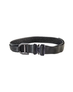 """Cobra® 1.75"""" Rigger Belt-BK-Large - 36"""" to 38""""-With Loop Fastener-With D-Ring"""