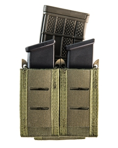 Duty Double Pistol TACO® with Rifle-OD