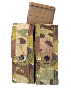 Duty Staggered Double Pistol TACO® - Covered with Rifle-MC