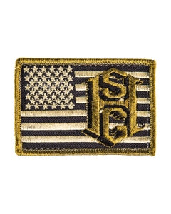 American Flag Patch-OD