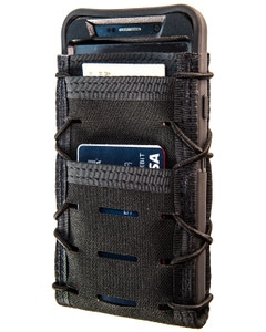iTACO Phone / Tech Pouch-MOLLE-Small-BK