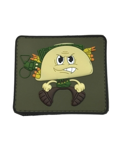 TACO® Man PVC Patch